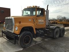 1972 Ford 9000 T/A Truck Tractor
