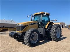 2011 Challenger MT665C MFWD Tractor