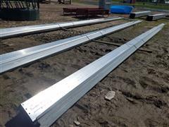 """Behlen Mfg Galvanized 10"""" Steel Purlin"""