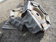 Agri Trac Pivot Tires