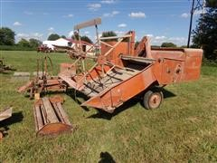 Allis-Chalmers 66 All-Crop Pull-Type Combine