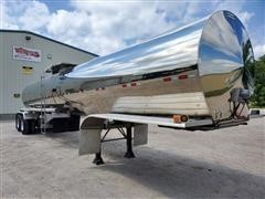 2016 Polar Insulated T/A Tanker Trailer