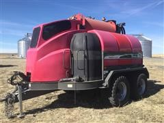 2013 Staheli West DewPoint 6110 T/A Hay Bale Steamer