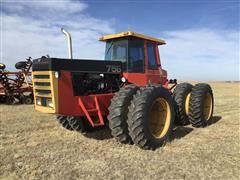 1986 Versatile 756 Bareback 4WD Tractor