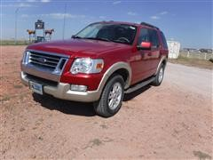 2010 Ford Explorer Midsize SUV