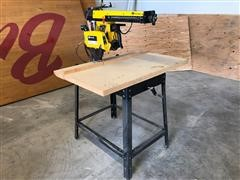 Rockwell Model 10 Deluxe Radial Arm Saw