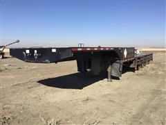 2002 B-B Spread-Axle Drop-Deck Trailer