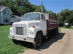 1979 Ford LN700 S/A Grain Truck