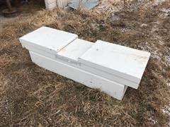 WEATHER GUARD Cross Box Pickup Bed Toolbox