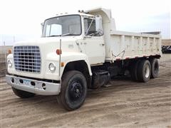 1974 Ford L8000 T/A Dump Truck