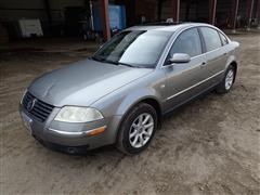 2004 Volkswagon Passat GLS Car
