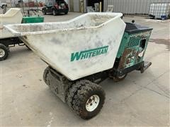 Whiteman WPB-16 Ride-On Power Buggy