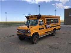 1986 Ford Collins School Bus