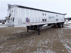 2018 Merritt Quickveyor T/A Tender Trailer W/4 Compartments