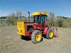1982 Versatile 160 Bidirectional 4WD Tractor