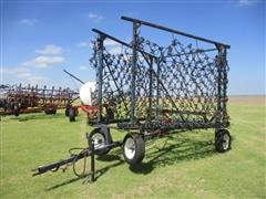 Fuerst Flexible Tine Harrow