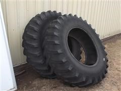 Firestone 2 Used Tractor Tires