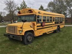 1995 GMC 53-Passenger Blue Bird 2WD Bus