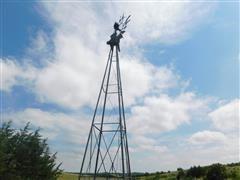 Aermotor Windmill & Tower