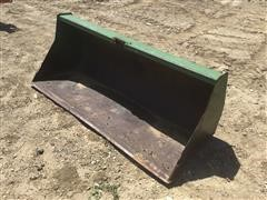 John Deere 6' Loader Bucket