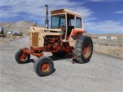 1969 Case 930 2WD Row Crop Tractor