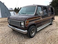 1979 Ford Econoline Conversion Van