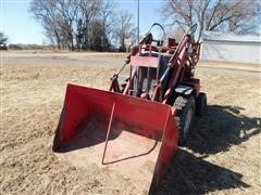 1965 Ford Big Dipper Compact Utility Tractor W/Loader