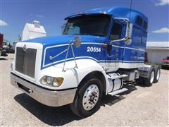 2005 International 9400 T/A Truck Tractor