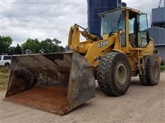 1999 John Deere 624H Wheel Loader