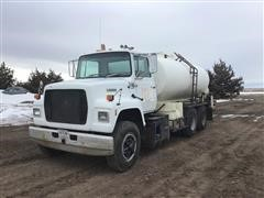 1988 Ford LNT9000 T/A Sprayer Tender Truck