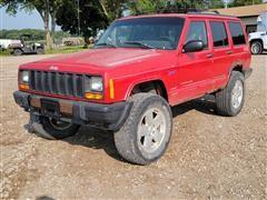 1998 Jeep Cherokee 4x4 SUV