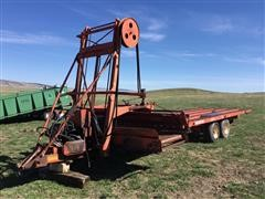 Hesston 60A Stack Mover/Feeder