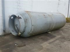 Large Round Air Tank