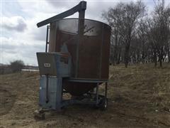 M&W Grain Dryer
