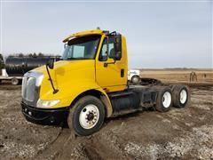 2005 International 8600 T/A Truck Tractor