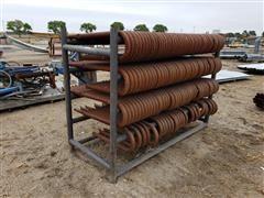 Behlen Mfg Formed Steel Tubing & Rack