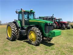 John Deere 8420 MFWD Tractor