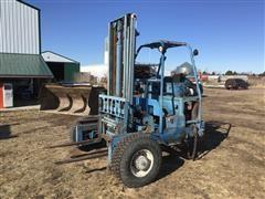 TeleDyne Princeton D5000 All-Terrain Forklift