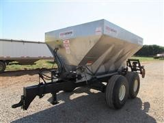 2019 Adams HLS-8-4W 8 Ton Hydraulic Lime/Fertilizer Spreader