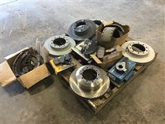 Truck Brake Rotors, Pads, Adjuster & Parts