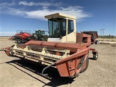 Hesston 6600 Swather