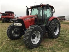 2011 Case IH Maxxum 125 MFWD Tractor