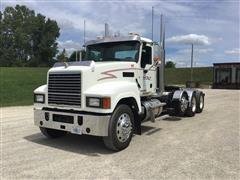 2013 Mack CHU613 Tri/A Truck Tractor