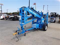 2011 Genie TZ34/20 Boom Lift