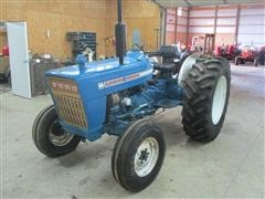 1963 Ford 4000 Antique 2WD Tractor