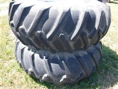 Samson Agri-TRAC 24.5x32 Bar Tires