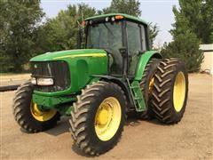 2004 John Deere 7520 MFWD Tractor