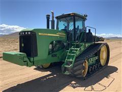 2007 John Deere 9520T Track Tractor