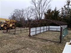Livestock Shelter Frames