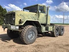 1991 BMY Harsco M931A2 6X6 Truck Tractor